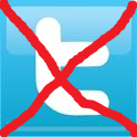 no twitt